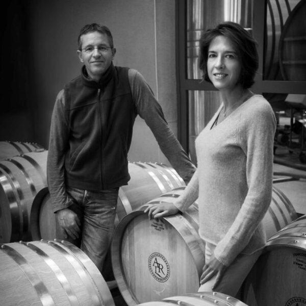 Anne et Antoine Malassagne vigneron champagne lenoble