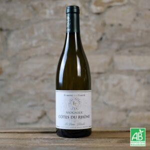 vin-biologique-Cote-du-Rhone-La-Dame-Blanche-2017