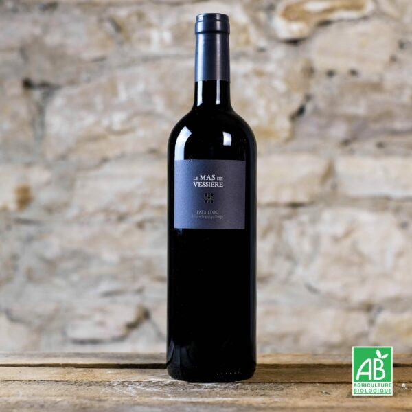 vin-biologique-Mas-de-Vessiere-2018-rouge