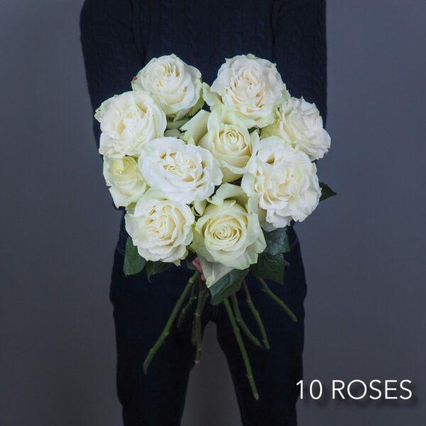 bouquet-fleurs-10-roses-blanches-atelier-lavarenne-livraison-fleurs-lyon