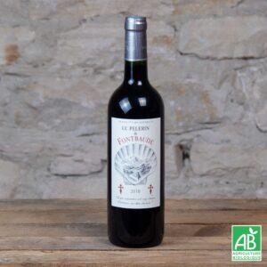 vin-biologique-rouge-Fontbaude-atelier-lavarenne-fleuriste-lyon