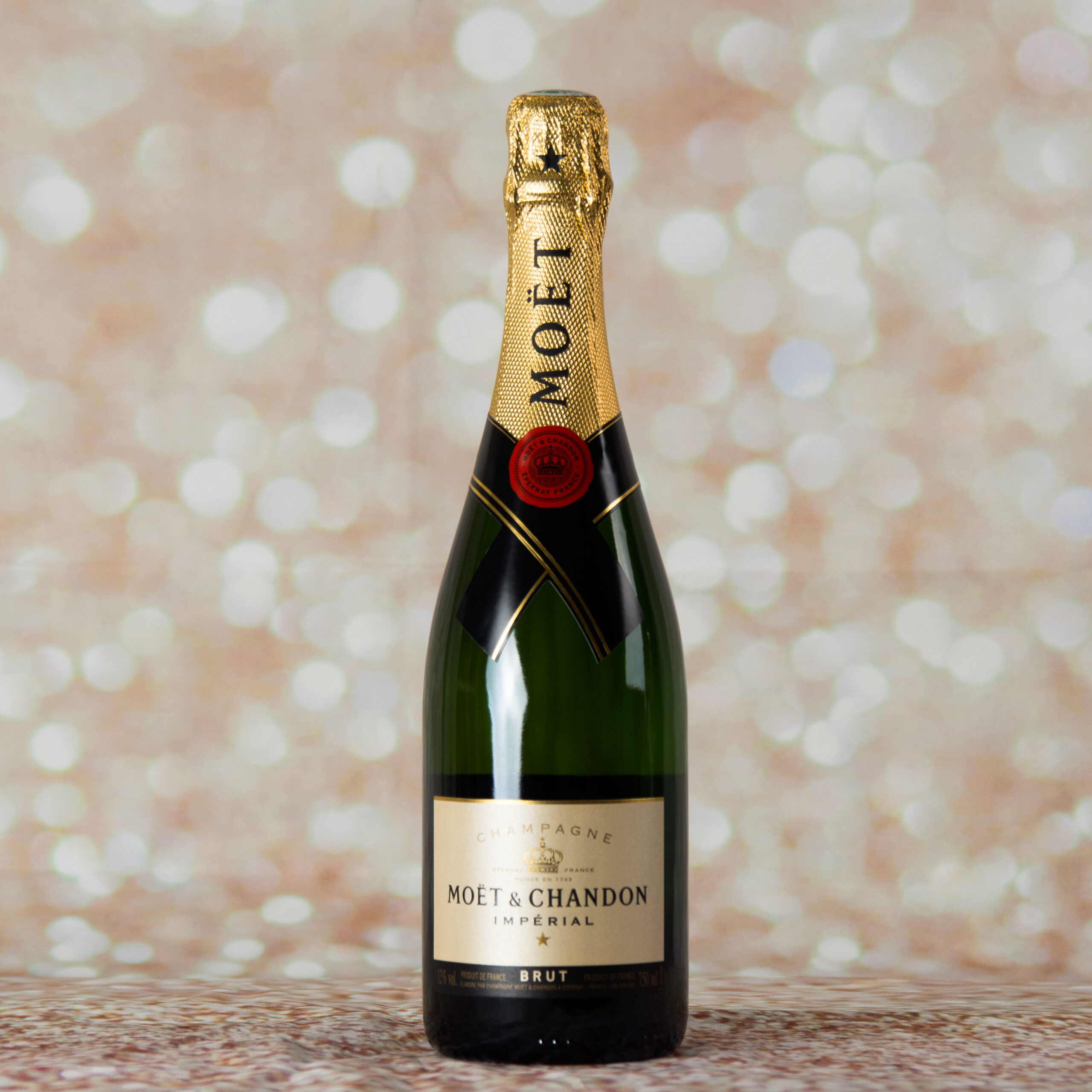 champagne Moët Impérial