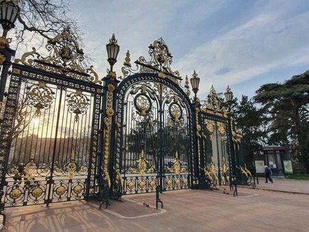 porte du parc de la tete d'or Livraison de fleurs Lyon 6e