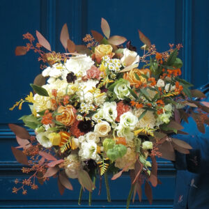 Bouquet d'automne du mois d'octobre